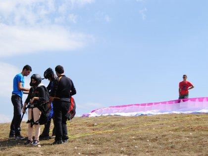 Ankara – Bolu Tandem Yamaç Paraşütü Uçuşları