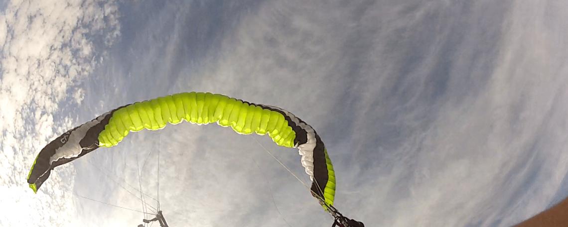 yamaç paraşütü SIV eğitimi