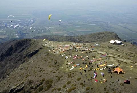 türkiye yamaç paraşütü kalkış noktaları